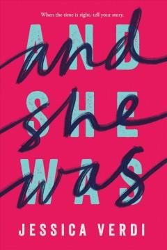 'And She Was'  by  Jessica Verdi