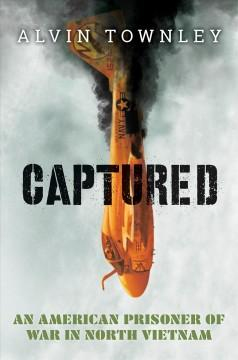Book Cover: 'Captured'