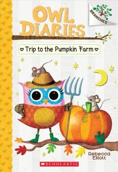 Book Cover: 'Trip to the pumpkin farm'