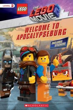 The LEGO movie 2 Welcome to Apocalypseburg