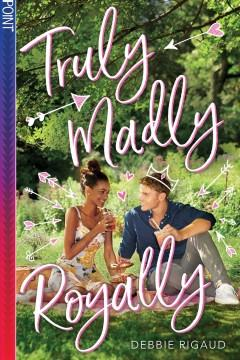 Book Cover: 'Truly madly royally'