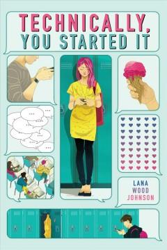Book Cover: 'Technically you started it'