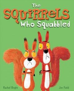 Book Cover: 'The squirrels who squabbled'