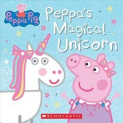 Peppas magical unicorn