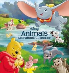 Book Cover: 'Disney animals storybook collection'