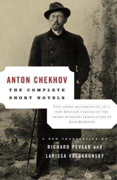 Short Stories of Anton Chekhov book cover