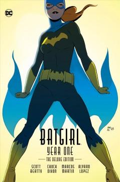 Book Cover: 'Batgirl year one the deluxe edition'