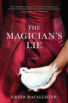 Cover: 'The Magician's Lie'
