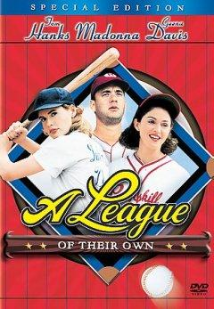 A League of Their Own DVD cover