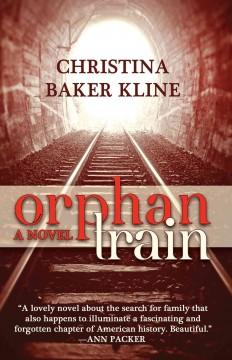 The Orphan Train book cover
