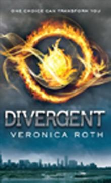 'Divergent'  by  Veronica Roth
