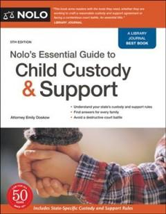 Book Cover: 'Nolos essential guide to child custody support'