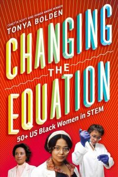 Book Cover: 'Changing the equation'