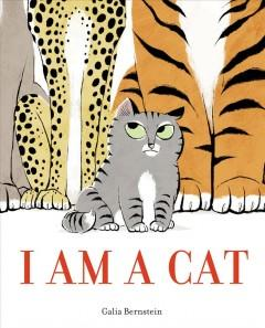 'I Am a Cat'  by  Galia Bernstein
