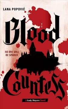 Book Cover: 'Blood countess'