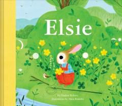 Book Cover: 'Elsie English'