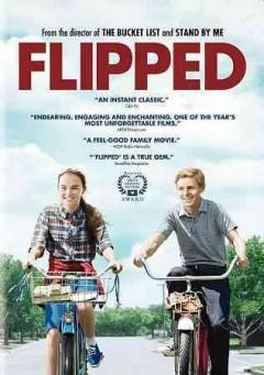 Flipped DVD cover