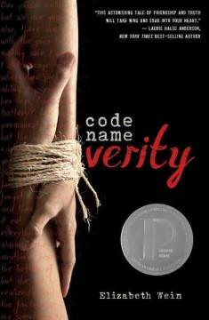 'Code Name Verity' by Elizabeth Wein