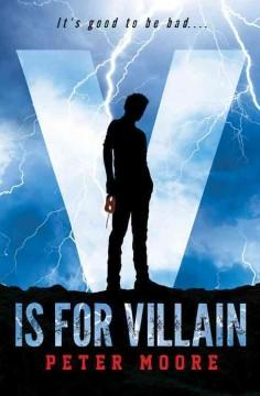 'V is for Villain' by Peter Moore
