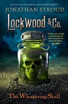 'The Whispering Skull (Lockwood & Co., #2)' by Jonathan Stroud