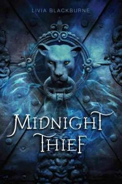 'Midnight Thief (Midnight Thief, #1)' by Livia Blackburne