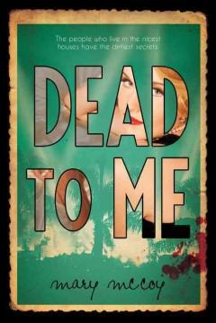 Cover: 'Dead to Me'