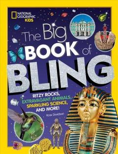 Book Cover: 'The big book of bling'