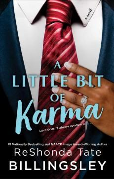 Book Cover: 'A little bit of karma'