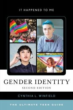 Book Cover: 'Gender identity'