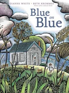 Cover: 'Blue on Blue'