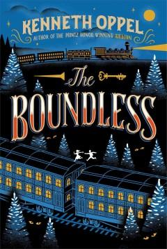 Cover: 'The Boundless'