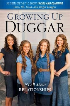 'Growing Up Duggar'  by  Jana Duggar