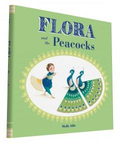'Flora and the Peacocks'  by  Molly Idle