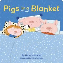 Book Cover: 'Pigs in a blanket'