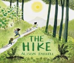 Book Cover: 'The hike'