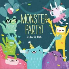 'Monster Party!' by Annie Bach