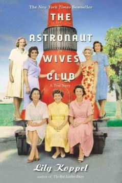 Cover: 'The Astronaut Wives Club'