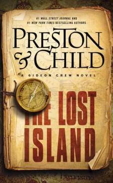 'The Lost Island: A Gideon Crew Novel' by Douglas Preston