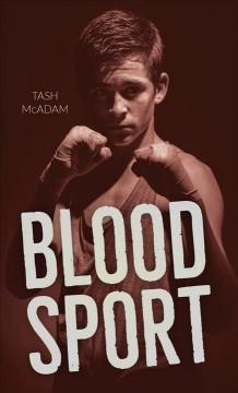 Book Cover: 'Blood sport'
