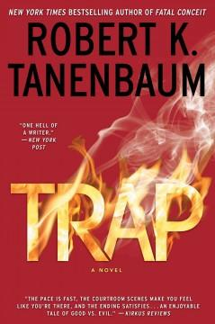 'Trap' by Robert K. Tanenbaum