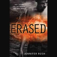 'Erased (Altered, #2)' by Jennifer Rush