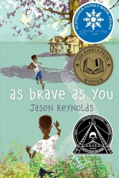 Cover: 'As Brave As You'