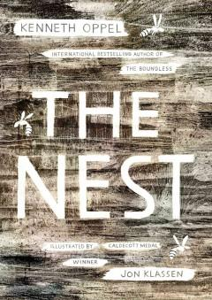 'The Nest'  by  Kenneth Oppel