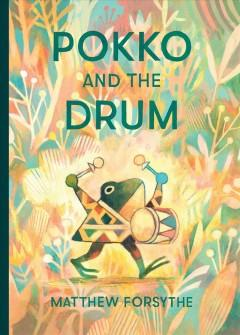 Book Cover: 'Pokko and the drum'
