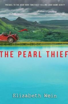 Cover: 'The Pearl Thief'