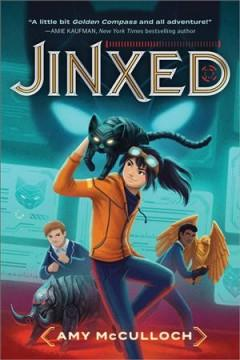 Book Cover: 'Jinxed'