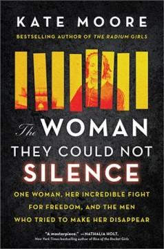 Book Cover: 'The woman they could not silence'