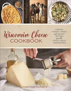 Wisconsin cheese cookbook
