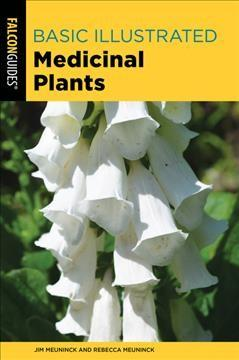 Book Cover: 'Basic illustrated medicinal plants'