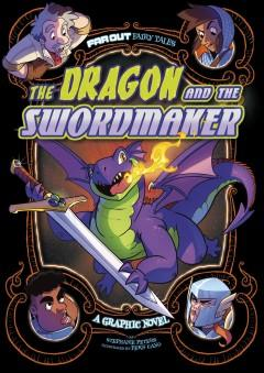 Book Cover: 'The dragon and the swordmaker'